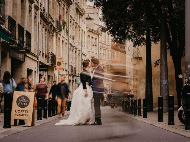 Le mariage de Kassem et Fabby à Bordeaux, Gironde 76