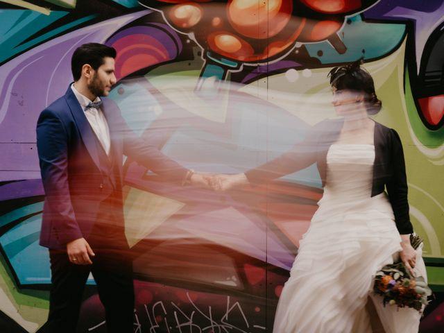Le mariage de Kassem et Fabby à Bordeaux, Gironde 80