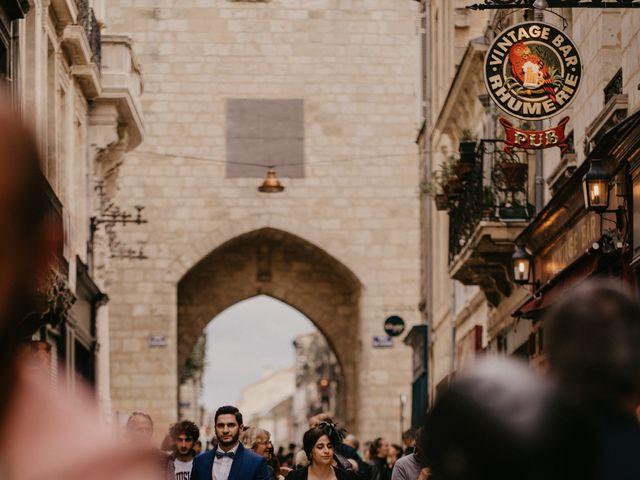 Le mariage de Kassem et Fabby à Bordeaux, Gironde 83