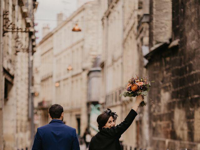 Le mariage de Kassem et Fabby à Bordeaux, Gironde 85