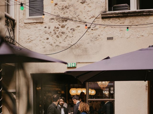 Le mariage de Kassem et Fabby à Bordeaux, Gironde 99