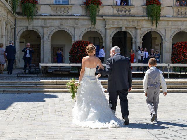 Le mariage de Cyrille et Caroline à Sainte-Cécile-les-Vignes, Vaucluse 6