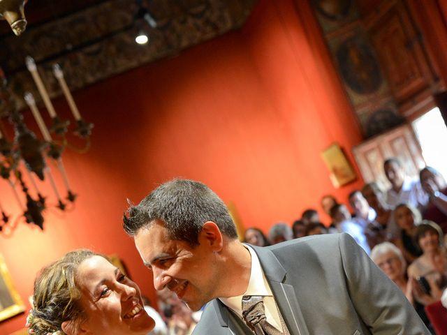 Le mariage de Cyrille et Caroline à Sainte-Cécile-les-Vignes, Vaucluse 9