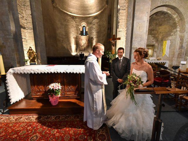 Le mariage de Cyrille et Caroline à Sainte-Cécile-les-Vignes, Vaucluse 16