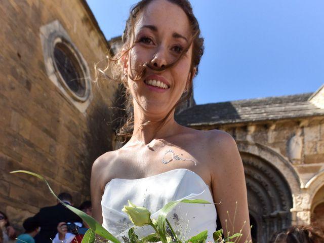 Le mariage de Cyrille et Caroline à Sainte-Cécile-les-Vignes, Vaucluse 18