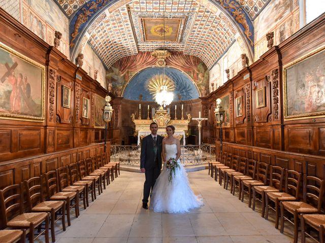 Le mariage de Cyrille et Caroline à Sainte-Cécile-les-Vignes, Vaucluse 19