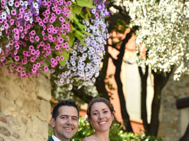 Le mariage de Cyrille et Caroline à Sainte-Cécile-les-Vignes, Vaucluse 20