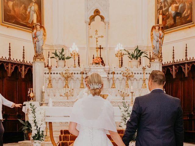 Le mariage de Martial et Elodie à Saint-André-de-Sangonis, Hérault 4