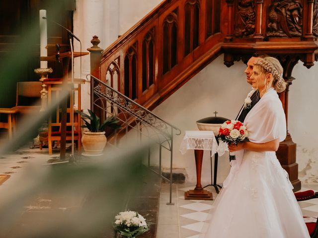 Le mariage de Martial et Elodie à Saint-André-de-Sangonis, Hérault 1