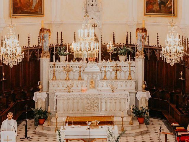 Le mariage de Martial et Elodie à Saint-André-de-Sangonis, Hérault 5