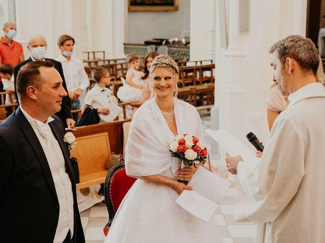 Le mariage de Martial et Elodie à Saint-André-de-Sangonis, Hérault 2