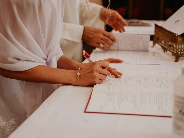 Le mariage de Martial et Elodie à Saint-André-de-Sangonis, Hérault 12