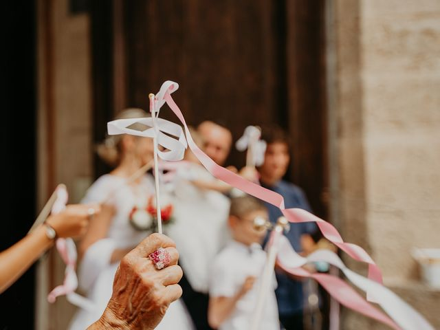 Le mariage de Martial et Elodie à Saint-André-de-Sangonis, Hérault 13