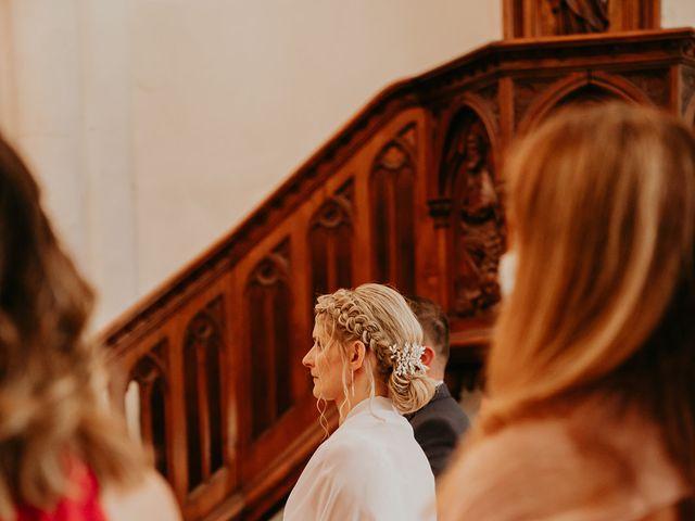 Le mariage de Martial et Elodie à Saint-André-de-Sangonis, Hérault 20