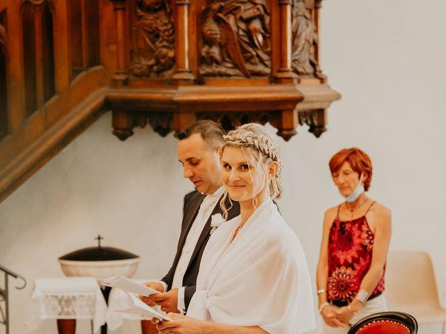 Le mariage de Martial et Elodie à Saint-André-de-Sangonis, Hérault 22