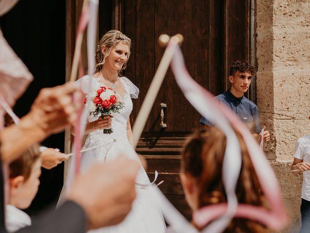 Le mariage de Martial et Elodie à Saint-André-de-Sangonis, Hérault 25