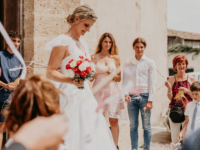 Le mariage de Martial et Elodie à Saint-André-de-Sangonis, Hérault 26