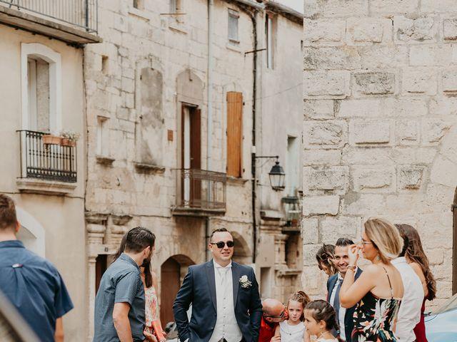 Le mariage de Martial et Elodie à Saint-André-de-Sangonis, Hérault 27