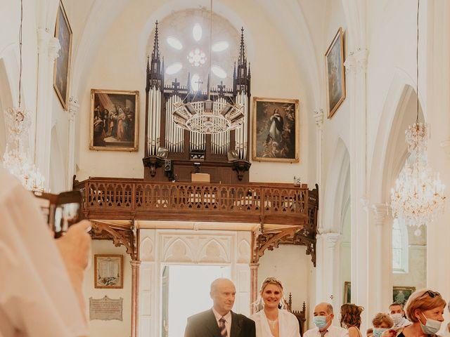 Le mariage de Martial et Elodie à Saint-André-de-Sangonis, Hérault 30