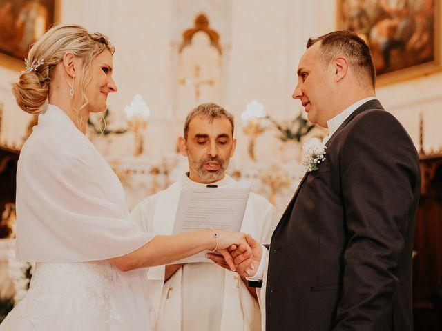 Le mariage de Martial et Elodie à Saint-André-de-Sangonis, Hérault 33