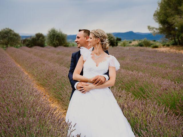 Le mariage de Martial et Elodie à Saint-André-de-Sangonis, Hérault 37