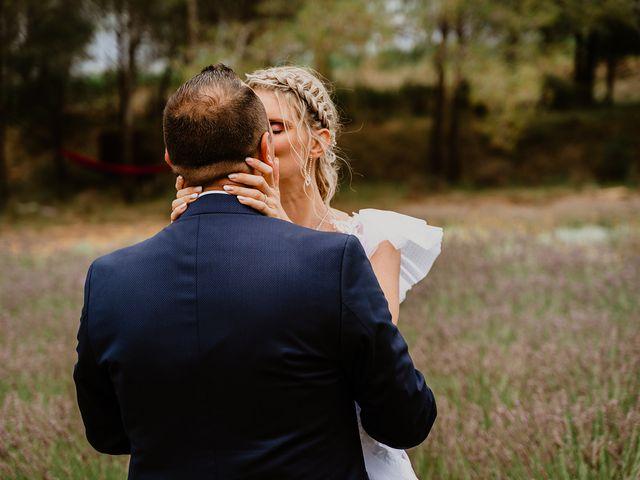 Le mariage de Martial et Elodie à Saint-André-de-Sangonis, Hérault 38