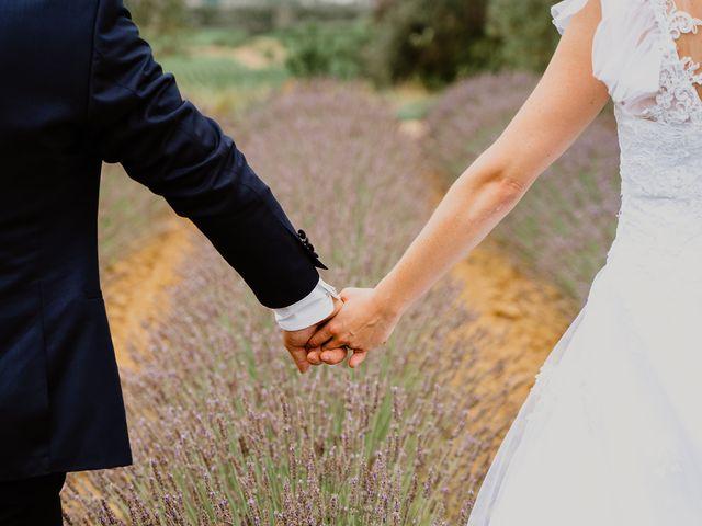 Le mariage de Martial et Elodie à Saint-André-de-Sangonis, Hérault 40