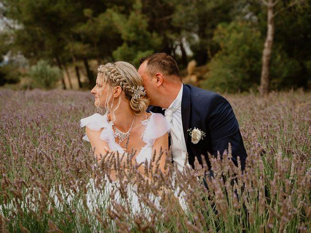 Le mariage de Martial et Elodie à Saint-André-de-Sangonis, Hérault 42