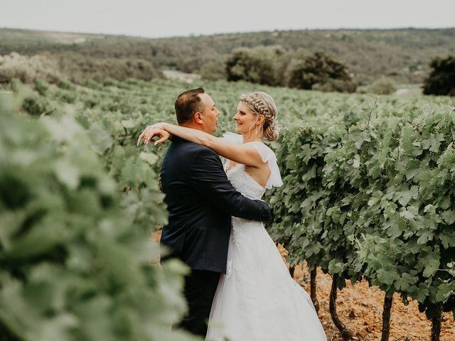 Le mariage de Martial et Elodie à Saint-André-de-Sangonis, Hérault 46