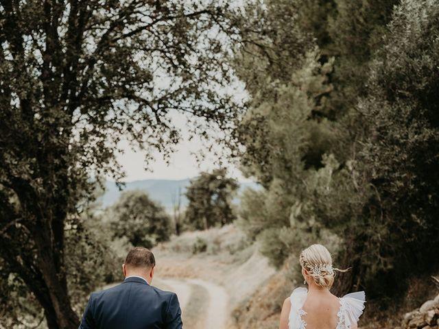 Le mariage de Martial et Elodie à Saint-André-de-Sangonis, Hérault 59