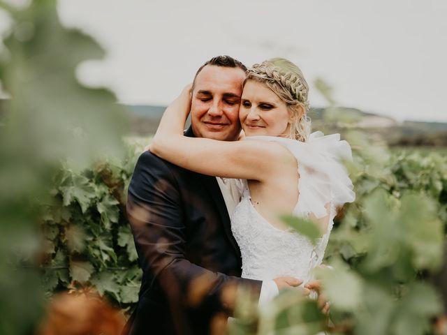Le mariage de Martial et Elodie à Saint-André-de-Sangonis, Hérault 61