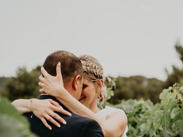 Le mariage de Martial et Elodie à Saint-André-de-Sangonis, Hérault 62
