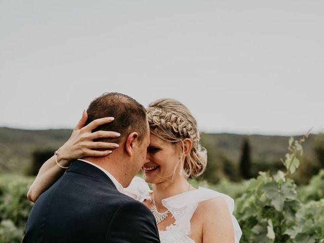 Le mariage de Martial et Elodie à Saint-André-de-Sangonis, Hérault 63