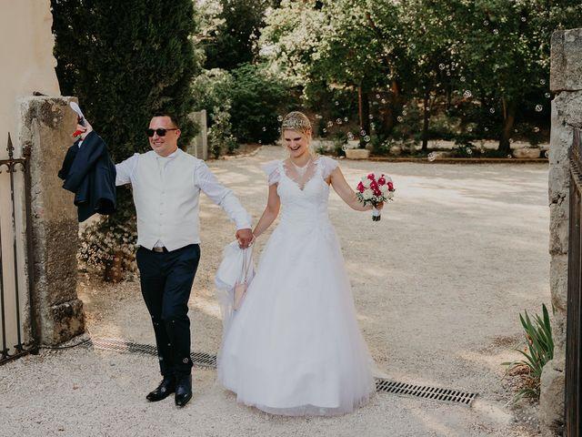 Le mariage de Martial et Elodie à Saint-André-de-Sangonis, Hérault 67