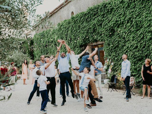 Le mariage de Martial et Elodie à Saint-André-de-Sangonis, Hérault 73
