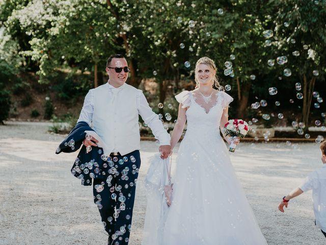 Le mariage de Martial et Elodie à Saint-André-de-Sangonis, Hérault 78