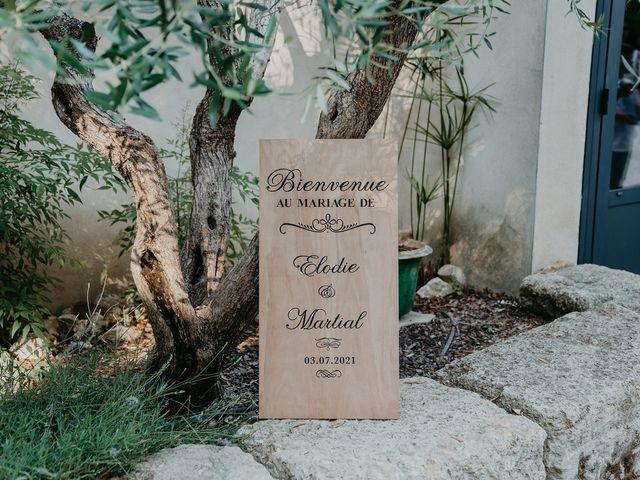Le mariage de Martial et Elodie à Saint-André-de-Sangonis, Hérault 79