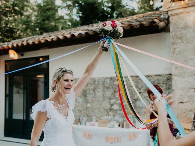 Le mariage de Martial et Elodie à Saint-André-de-Sangonis, Hérault 86