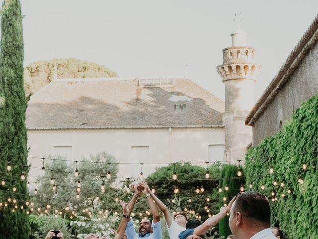 Le mariage de Martial et Elodie à Saint-André-de-Sangonis, Hérault 91