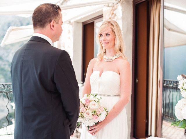 Le mariage de Christopher et Jessica à Éze, Alpes-Maritimes 19