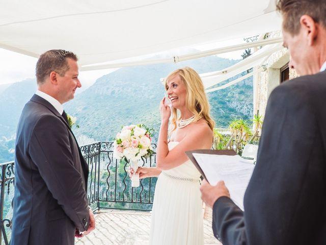 Le mariage de Christopher et Jessica à Éze, Alpes-Maritimes 21