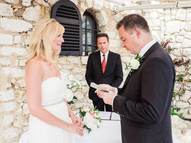 Le mariage de Christopher et Jessica à Éze, Alpes-Maritimes 23