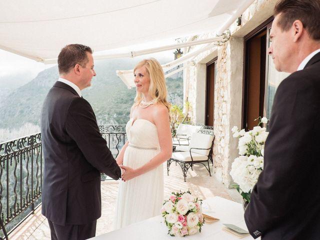 Le mariage de Christopher et Jessica à Éze, Alpes-Maritimes 24