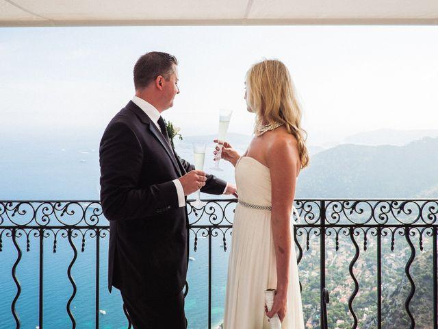 Le mariage de Christopher et Jessica à Éze, Alpes-Maritimes 28