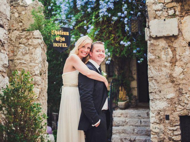 Le mariage de Christopher et Jessica à Éze, Alpes-Maritimes 32
