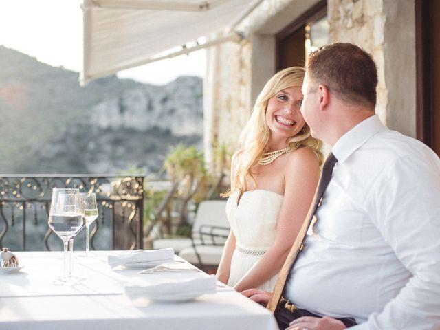 Le mariage de Christopher et Jessica à Éze, Alpes-Maritimes 40