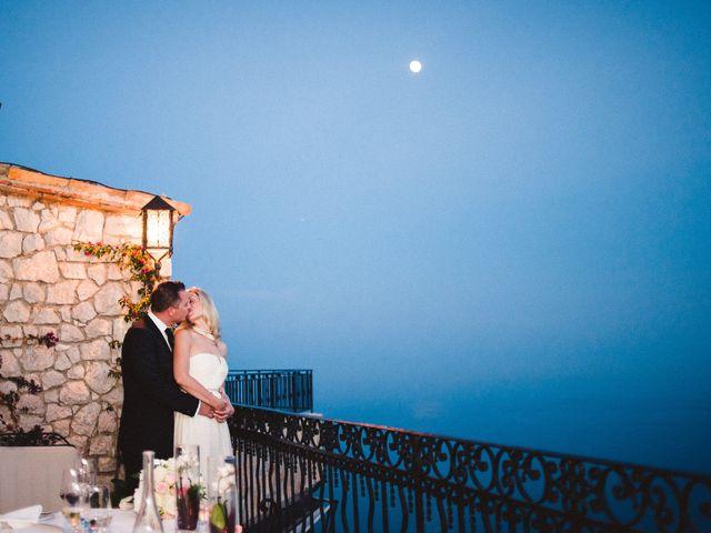 Le mariage de Christopher et Jessica à Éze, Alpes-Maritimes 1