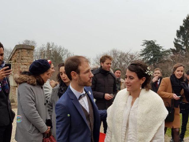 Le mariage de Mathilde  et Mathias à Charnay-lès-Mâcon, Saône et Loire 7