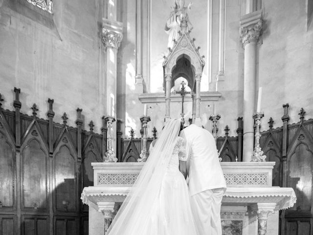 Le mariage de Thomas et Pauline à Hyères, Var 11