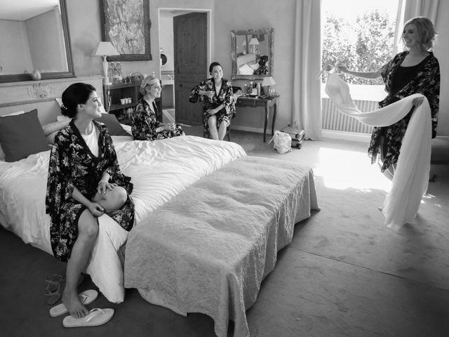 Le mariage de Ciara et Arnaud à Sarlat-la-Canéda, Dordogne 6